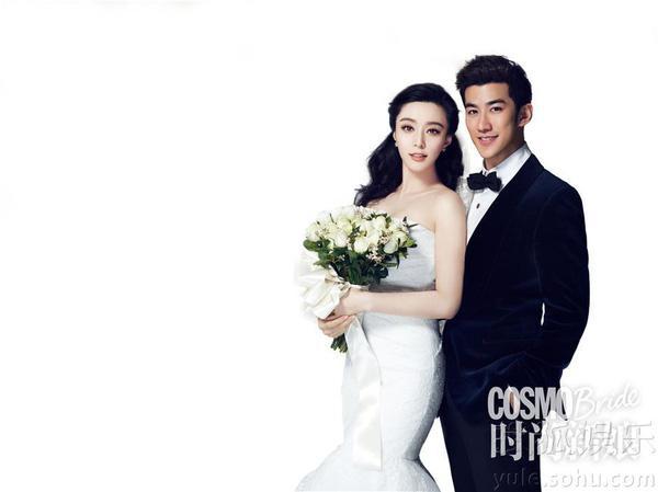 Trước khi làm cô dâu của Lý Thần, Phạm Băng Băng từng nhiều lần mặc váy cưới đẹp xuất sắc-3