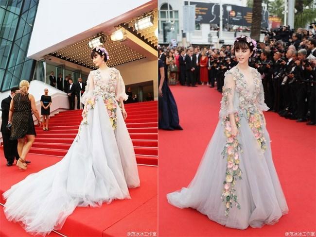 Trước khi làm cô dâu của Lý Thần, Phạm Băng Băng từng nhiều lần mặc váy cưới đẹp xuất sắc-9