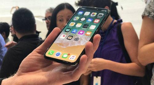 Apple quá tải không đủ iPhone X cho năm nay-1