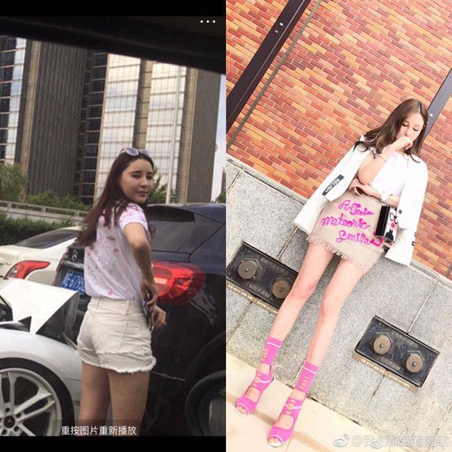Hoảng hốt thảng thốt trước trình sống ảo của hot girl Trung Quốc-12