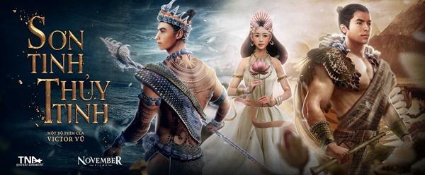 Trương Ngọc Ánh kết hợp cùng Victor Vũ làm Sơn Tinh Thủy Tinh-4