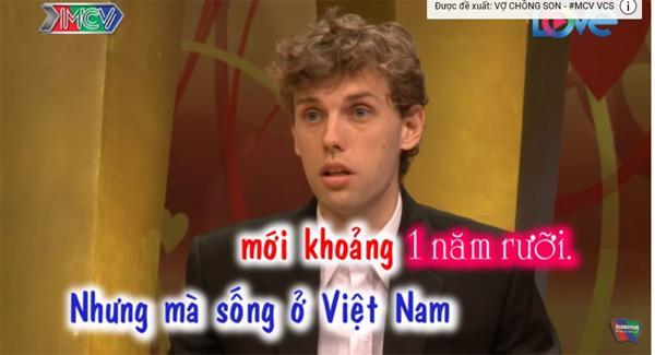 Phát sốt với cặp vợ Việt - chồng Tây siêu hạnh phúc trong Vợ chồng son-1