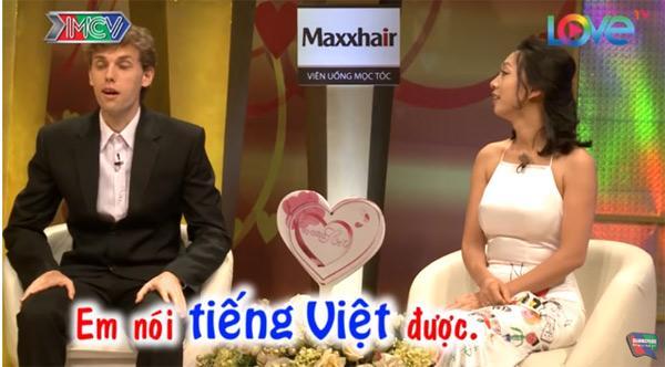 Phát sốt với cặp vợ Việt - chồng Tây siêu hạnh phúc trong Vợ chồng son-2