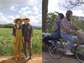 Thời trang rực rỡ của Min trong MV 'Người em tìm kiếm' khiến giới trẻ đua nhau học hỏi