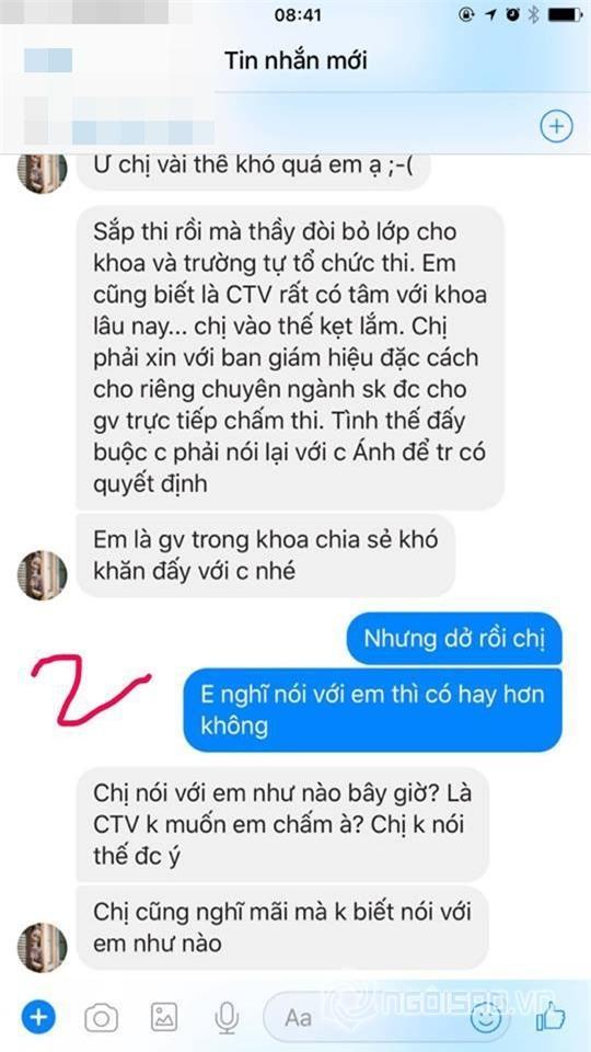 Vợ Xuân Bắc tung bằng chứng tố cáo NSND Anh Tú chèn ép, nhà trường dùng thủ đoạn-3