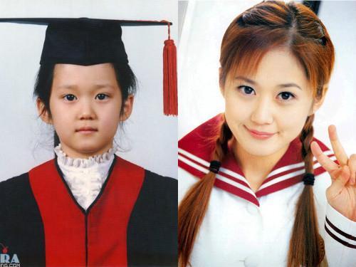 Trẻ đẹp như thiếu nữ ở tuổi 36, Jang Na Ra bị gán mác ma cà rồng-7