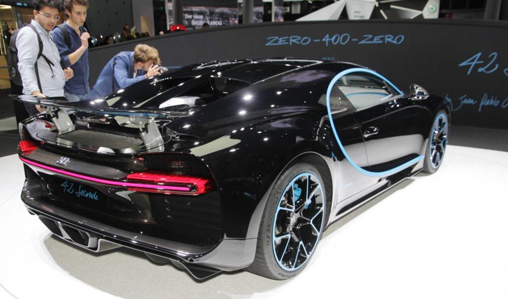 Bugatti Chiron bản đặc biệt Zero-400-Zero-6