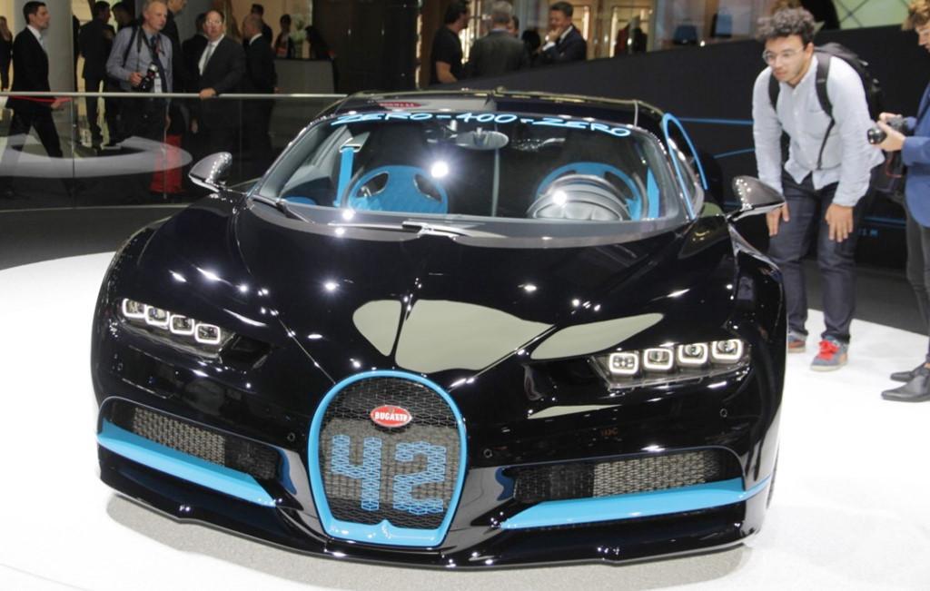 Bugatti Chiron bản đặc biệt Zero-400-Zero-7