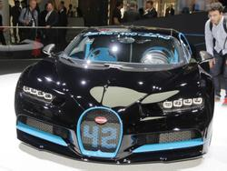 Bugatti Chiron bản đặc biệt 'Zero-400-Zero'