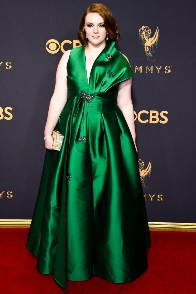 Bước qua tuổi 50, Nicole Kidman vẫn chặt đẹp dàn mỹ nhân trên thảm đỏ Emmy 2017-8