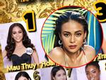 Đã tìm được 10 nhan sắc đầu tiên lọt vào bán kết Hoa hậu Hoàn vũ Việt Nam 2017-15