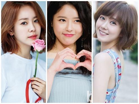 Những mỹ nhân có nhiều… thuốc bảo quản nhan sắc nhất xứ Hàn