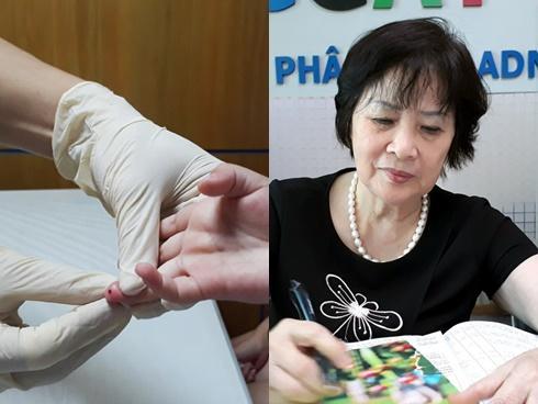 Nước mắt đại gia Hà Nội sau 4 lần gõ cửa trung tâm ADN