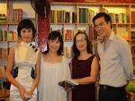 BTV Quang Minh được 'giải oan' nhờ nữ nhà văn xinh đẹp gợi cảm
