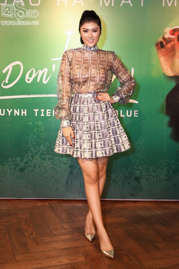 Chán dùng đồ hiệu, Huỳnh Tiên chuyển sang mặc đồ thiết kế 10 triệu đồng/ bộ-2