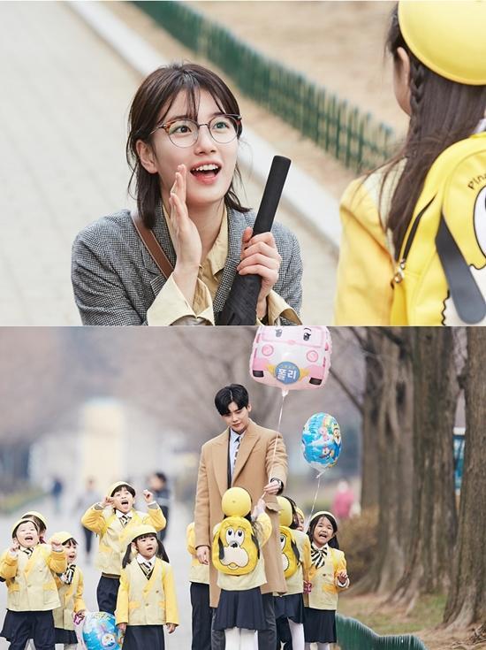 Fan đếm từng ngày chờ phim mới của Lee Jong Suk và Suzy lên sóng-3