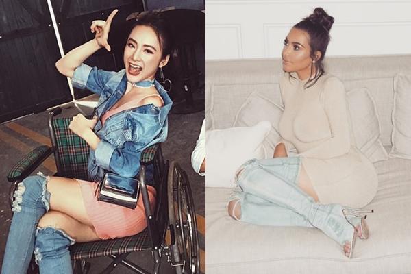 Tin sao Việt 19/9: Angela Phương Trinh lên tiếng khi bị so sánh với Kim Kardashian-1