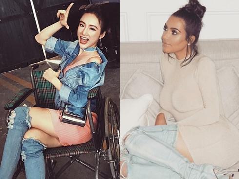 Tin sao Việt 19/9: Angela Phương Trinh lên tiếng khi bị so sánh với Kim Kardashian