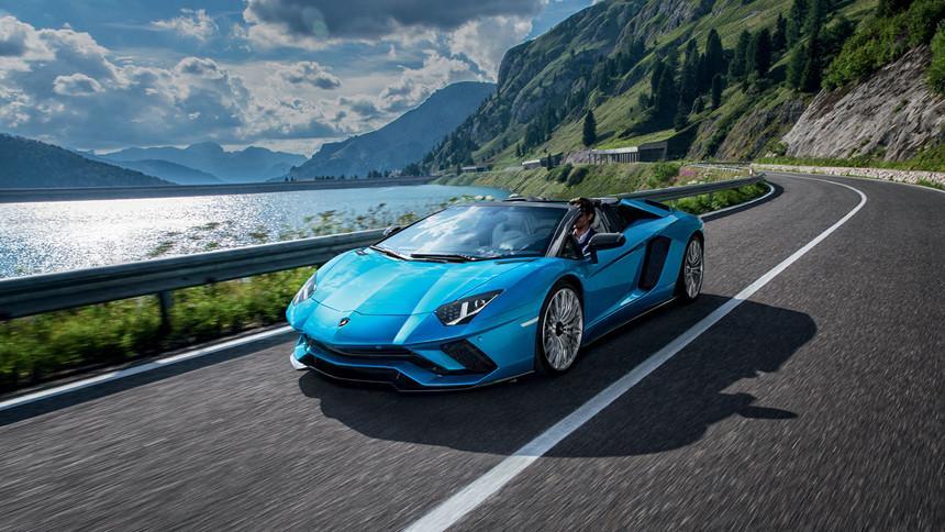 5 siêu xe ấn tượng nhất vừa ra mắt thế giới-1