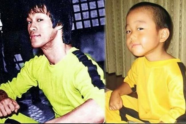 Thần đồng kungfu 7 tuổi mà cơ bắp cuồn cuộn, múa võ như Lý Tiểu Long-3