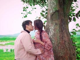 Không công khai người yêu, Hà Anh Tuấn lặng lẽ 'cầu hôn' Thanh Hằng trong MV mới?