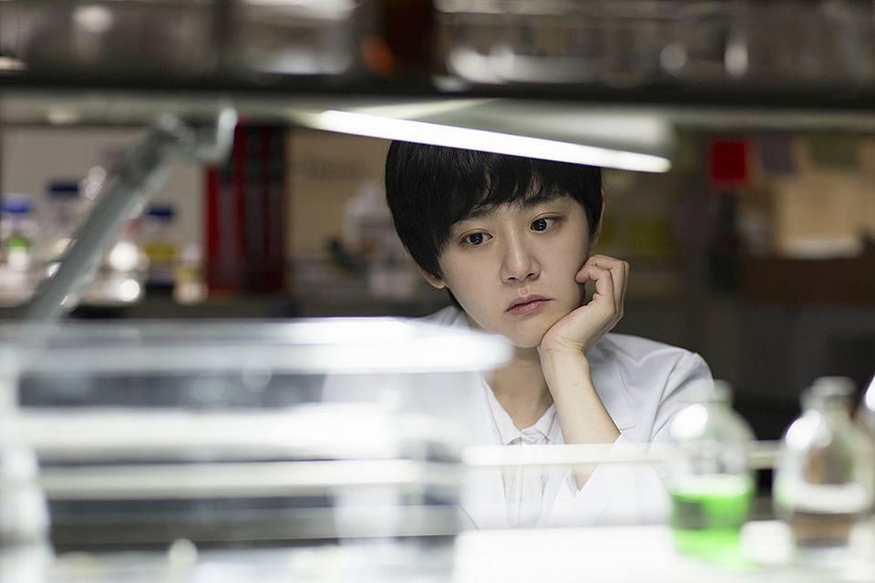 Sao Hàn 20/9: Em gái quốc dân Moon Geun Young tiết lộ vẻ đẹp không tuổi-1