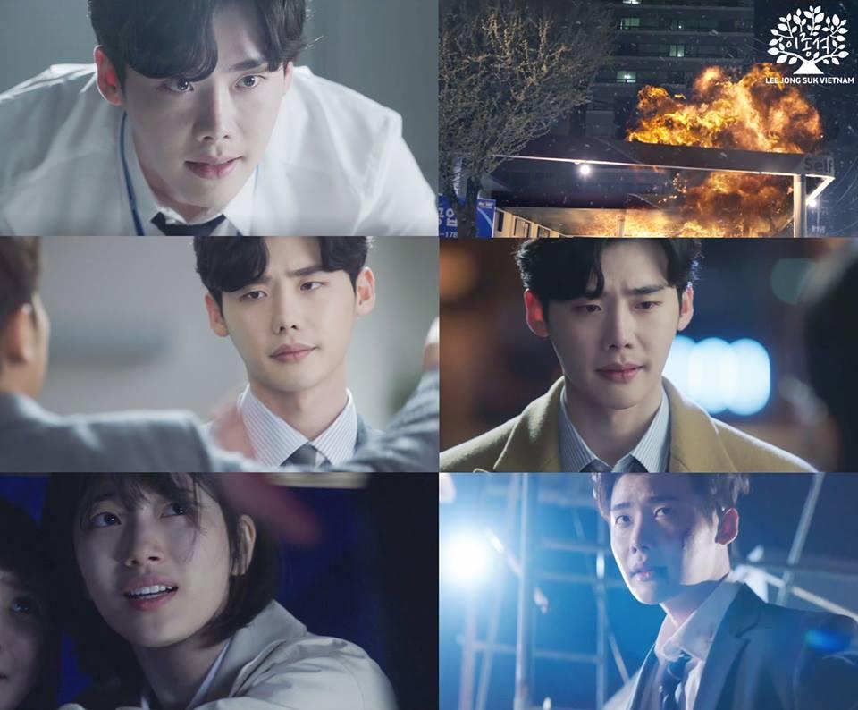 Hé lộ chuyện tình lắm nước mắt nhiều bi kịch của Lee Jong Suk và Suzy-1