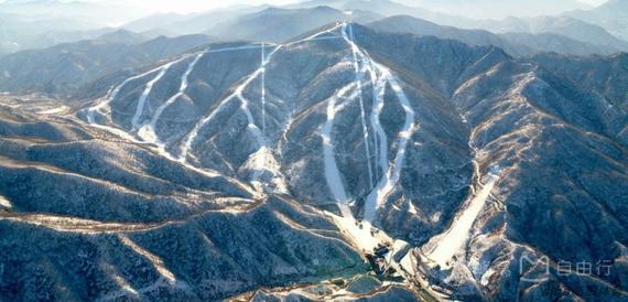 Lộ diện khu trượt tuyết tuyệt đẹp ở Triều Tiên-4