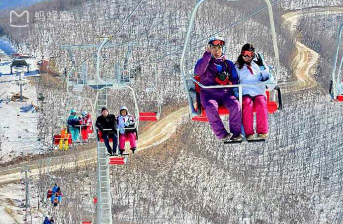 Lộ diện khu trượt tuyết tuyệt đẹp ở Triều Tiên-6