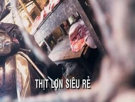 Sự thật kinh hoàng về loại thịt lợn đông lạnh muốn bao nhiêu cũng có