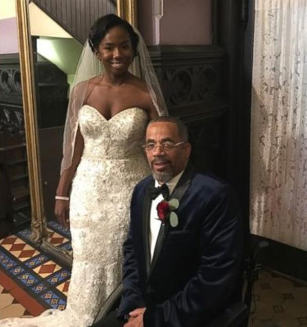 Xúc động cảnh người cha bị liệt 10 năm vẫn khiêu vũ cùng con gái trong ngày cưới-3