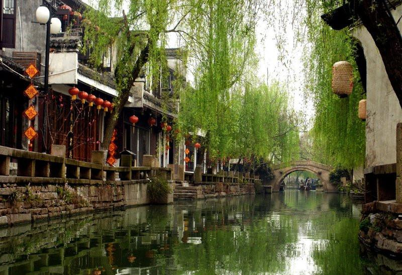 10 cổ trấn đẹp như trong phim ở Trung Quốc-1