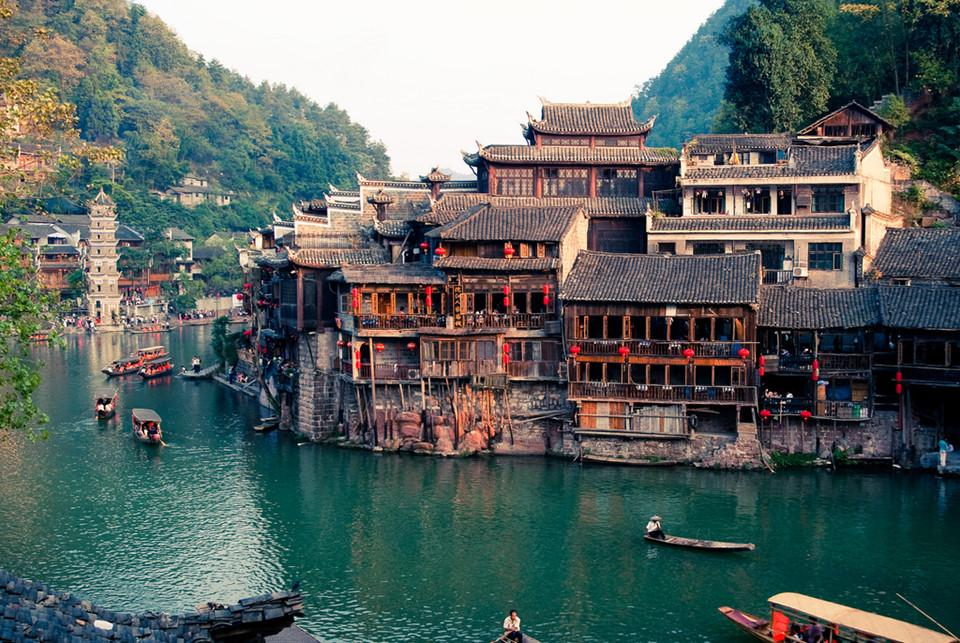 10 cổ trấn đẹp như trong phim ở Trung Quốc-2