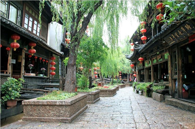 10 cổ trấn đẹp như trong phim ở Trung Quốc-3