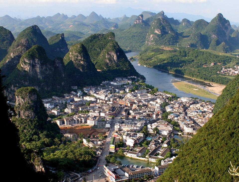 10 cổ trấn đẹp như trong phim ở Trung Quốc-5