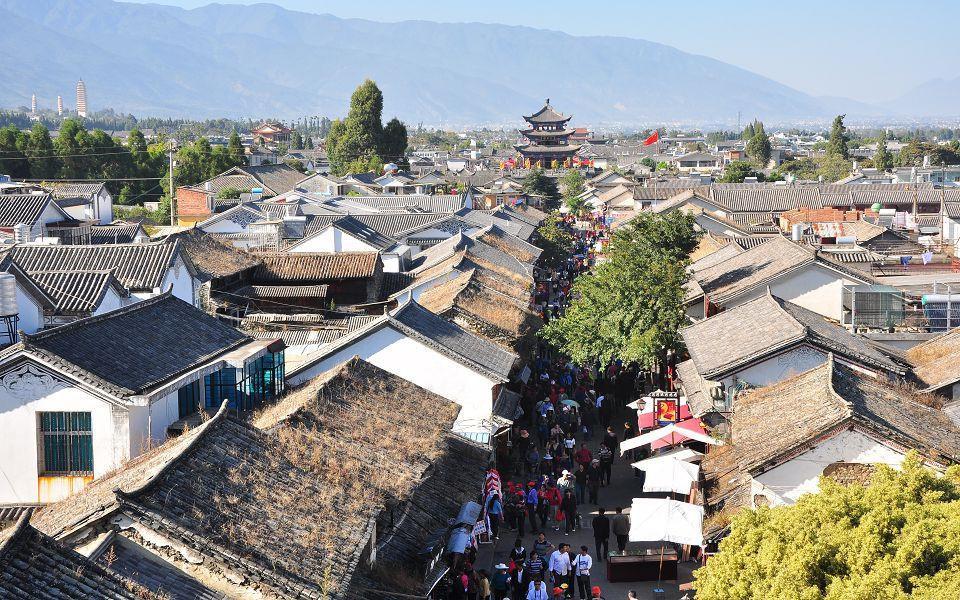10 cổ trấn đẹp như trong phim ở Trung Quốc-10