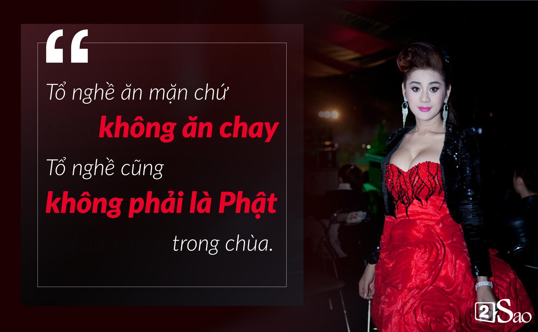 Tuyển tập phát ngôn sóc tận óc của mỹ nhân chuyển giới Lâm Khánh Chi-6