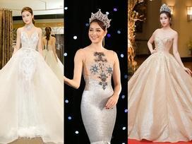 Dàn Hoa hậu - Á hậu thi nhau chiếm 'spotlight' sao mặc đẹp trên thảm đỏ tuần này