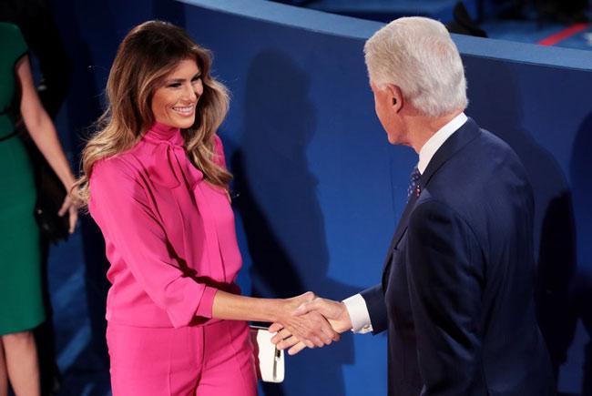 6 bộ cánh đẹp không thể chê của Melania Trump nhưng vẫn bị dân Mỹ chỉ trích tơi bời-2