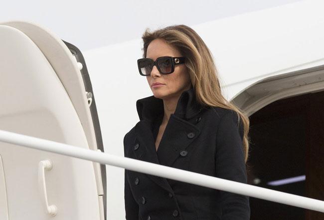 6 bộ cánh đẹp không thể chê của Melania Trump nhưng vẫn bị dân Mỹ chỉ trích tơi bời-1