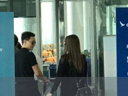 Hà Hồ - Kim Lý tiếp tục bị bắt gặp cùng nhau lên đường sang New York
