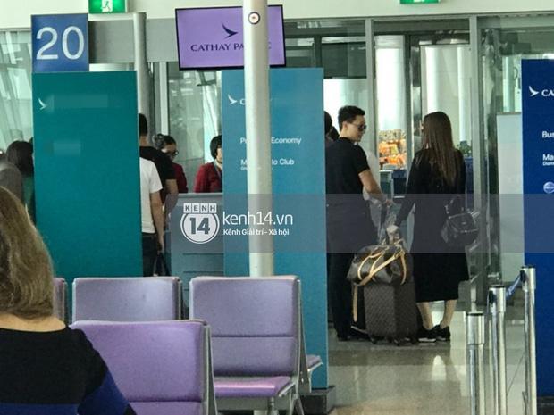 Hà Hồ - Kim Lý tiếp tục bị bắt gặp cùng nhau lên đường sang New York-5