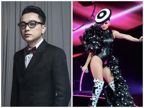 Chọn trang phục của NTK Công Trí trong liveshow, Katy Perry gây shock làng thời trang Việt