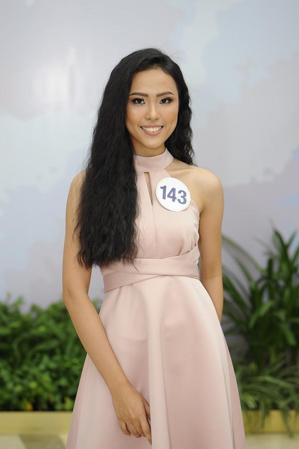 Đã tìm được 10 nhan sắc đầu tiên lọt vào bán kết Hoa hậu Hoàn vũ Việt Nam 2017-3