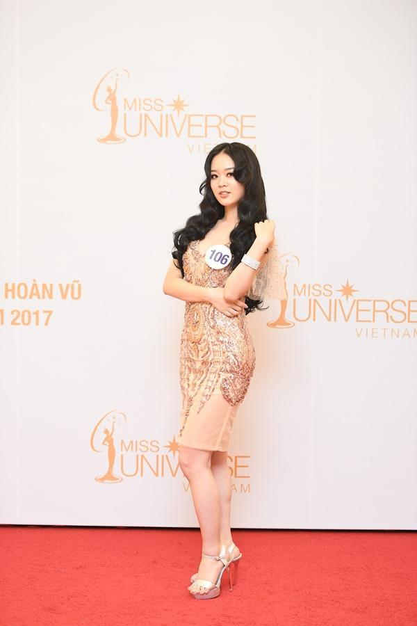 Đã tìm được 10 nhan sắc đầu tiên lọt vào bán kết Hoa hậu Hoàn vũ Việt Nam 2017-4