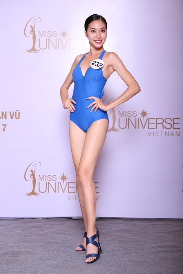 Đã tìm được 10 nhan sắc đầu tiên lọt vào bán kết Hoa hậu Hoàn vũ Việt Nam 2017-8