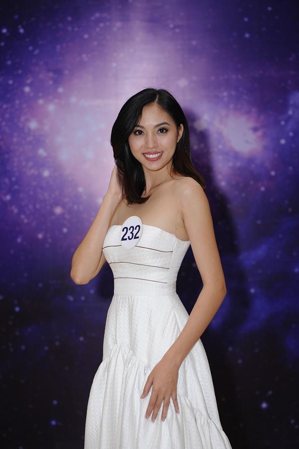 Đã tìm được 10 nhan sắc đầu tiên lọt vào bán kết Hoa hậu Hoàn vũ Việt Nam 2017-9