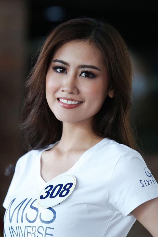 Đã tìm được 10 nhan sắc đầu tiên lọt vào bán kết Hoa hậu Hoàn vũ Việt Nam 2017-12