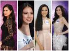 Đã tìm được 10 nhan sắc đầu tiên lọt vào bán kết Hoa hậu Hoàn vũ Việt Nam 2017