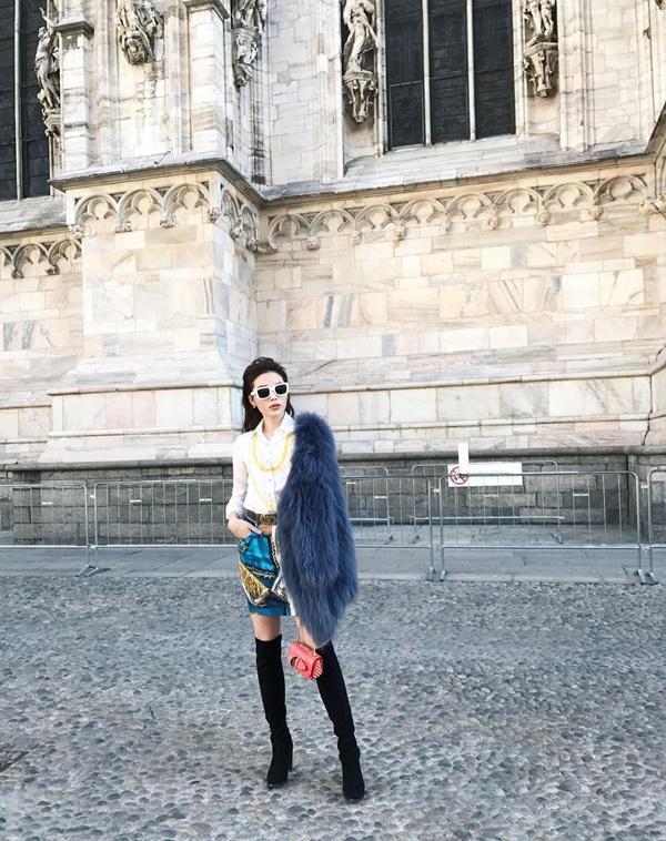 Hoa hậu Kỳ Duyên gây thương nhớ với nhan sắc và thần thái đẳng cấp ngôi sao-10
